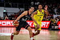 Brose Bamberg vs Telenet Giants Antwerp
